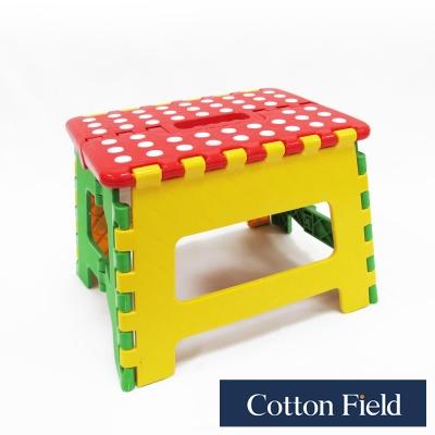 棉花田 繽紛 多功能折疊椅-S(二件組)