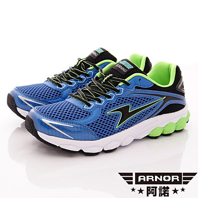 ARNOR-全方位避震鞋款-SE3216科技藍男段