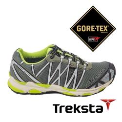 【Treksta】SYNC II 男GTX防水野跑鞋『橄欖綠』KR17AM