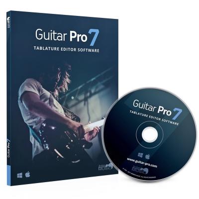 Guitar Pro 7 Edition音樂編輯軟體