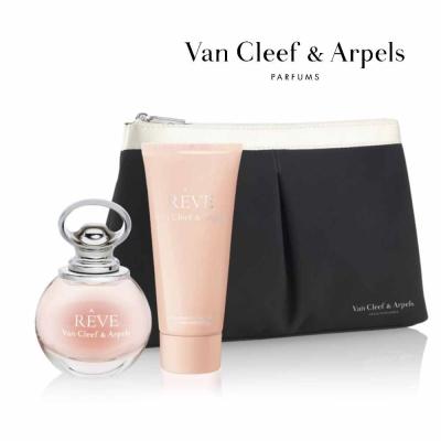 VAN CLEEF & ARPELS 綺幻花語香氛組-淡香精50ml+身體乳100ml