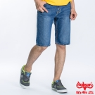 BOBSON 男款衣絲不罣涼爽短褲