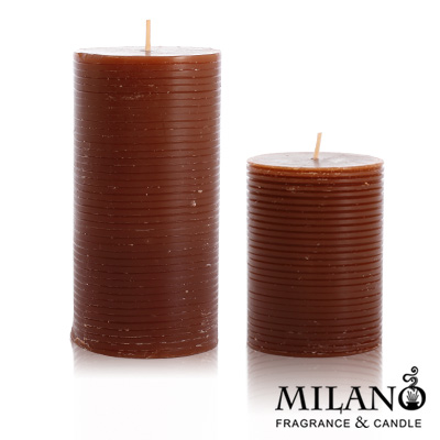Milano  千層派對香氛手工蠟燭組(檀香木)