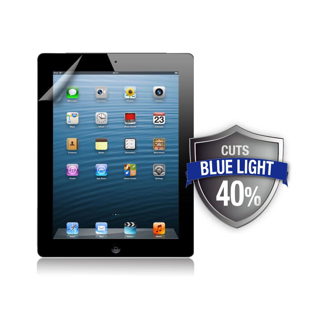 美國Green Onions Apple iPad2/New iPad抗藍光保護貼