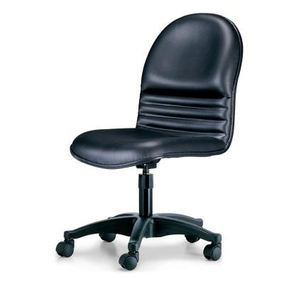 AS-梅登氣壓式貼身皮革辦公椅-47x58x90cm