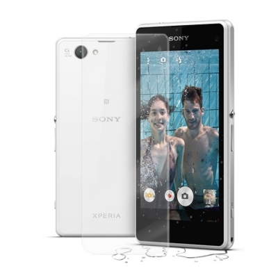 D&A SONY XPERIA Z1 Compact專用螢幕保護貼(AS...