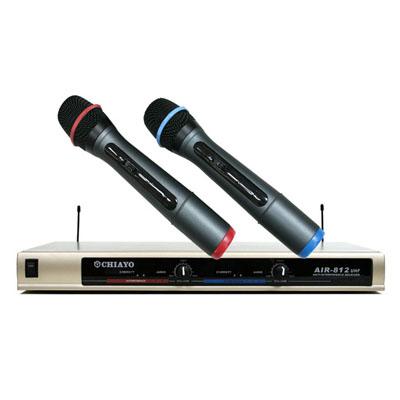 嘉友AIR-812超高頻無線麥克風組_台灣精品暨NCC審驗合格