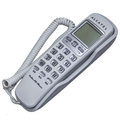 Alcatel 阿爾卡特 桌放/壁掛兩用有線電話 T226TW