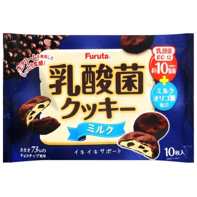 Furuta製果 乳酸菌餅乾-牛奶(100g)