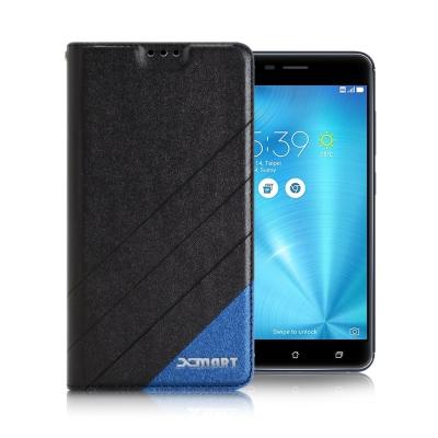 XM ASUS ZenFone 3 Zoom (ZE553KL) 完美拼色磁扣皮...