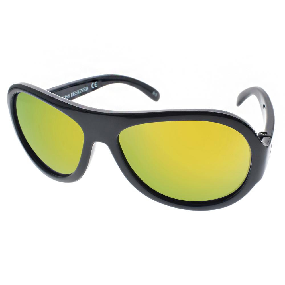 SHADEZ兒童太陽眼鏡 無毒可彎曲/烏龜深綠-黃水銀#SH15SHZ0 C41