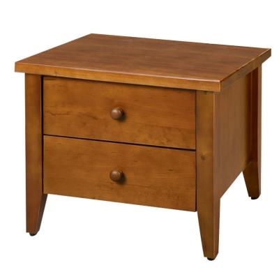 Homelike 松木床頭櫃