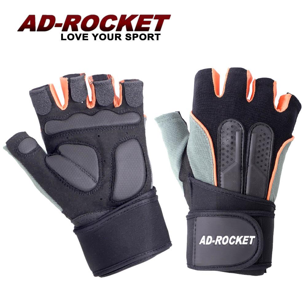 AD-ROCKET 加倍耐磨透氣重訓手套 健身手套 運動手套