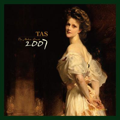 極光音樂 - TAS絕對的聲音2007 (限量Vinyl LP)