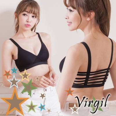 運動內衣時尚風采美背運動內衣超值兩件組virgil維琪兒