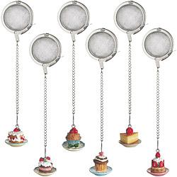 EXCELSA Lollypop造型濾茶器(蛋糕)