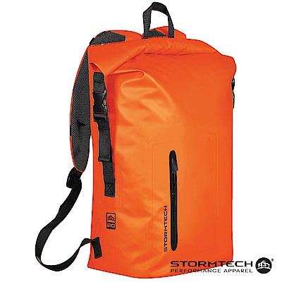 【加拿大STORMTECH】WXP-2 防水旅行背包20L-橘