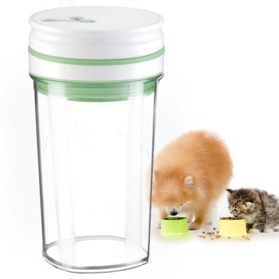 JohoE 自動抽真空食物保鮮儲存罐-1L