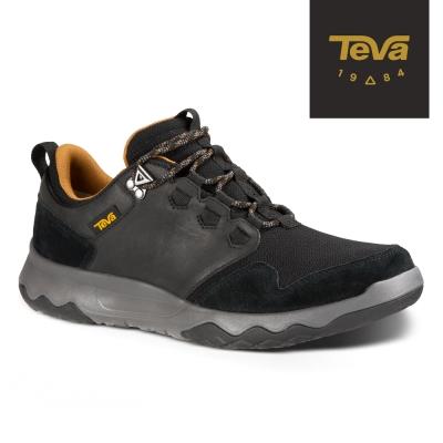 TEVA 美國-男 ARROWOOD 輕羽多功能水陸兩用鞋 (黑色)