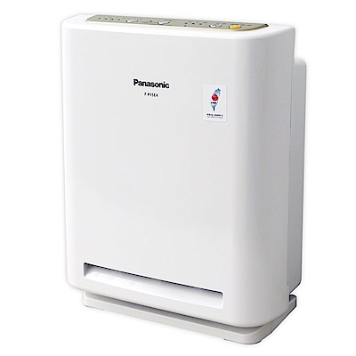 Panasonic國際牌3坪負離子空氣清淨機 F-P15EA