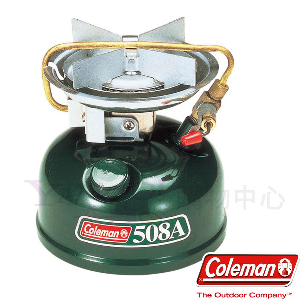 Coleman 0508 508氣化爐 附收納盒 操作簡單火力強大(公司貨)