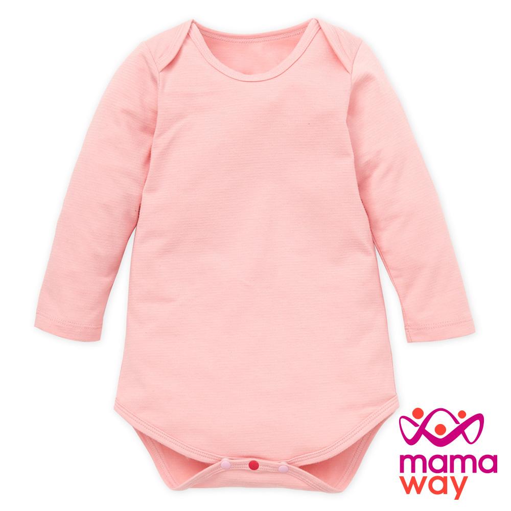 Mamaway Baby保暖中空紗內著包屁衣(共四色) product image 1