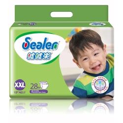 Sealer噓噓樂輕柔乾爽嬰兒紙尿褲XXL號(28片/包)