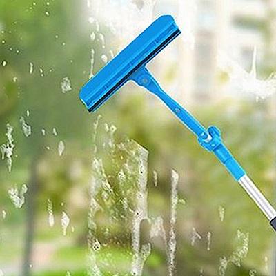 Conalife 可折疊雙面玻璃伸縮桿清潔刷