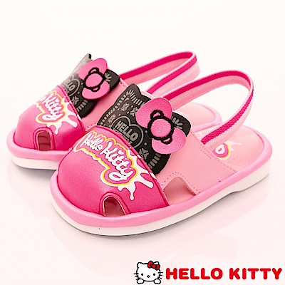 HelloKitty童鞋 餅乾造型BIBI鞋款 EI18103粉 (寶寶段)