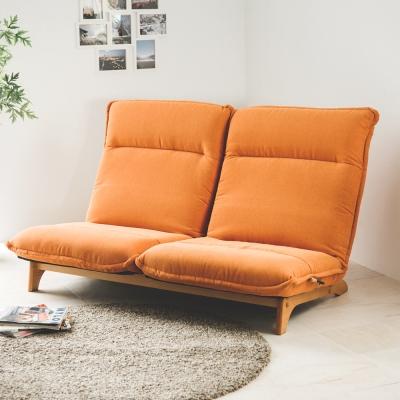 完美主義 無段式日系雙人沙發(3色)