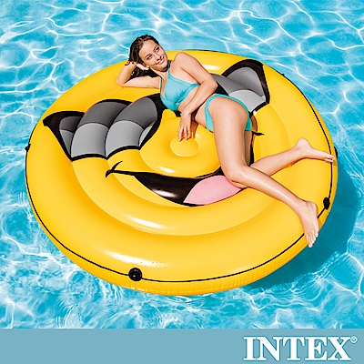 INTEX 陽光笑臉COOL GUY浮排(173x27cm)(57254)