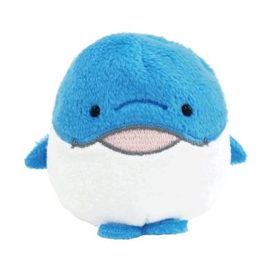 UNIQUE 動物樂園掌心沙包小公仔-海豚君