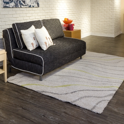 范登伯格 - 露娜 進口仿羊毛地毯 - 波動 (160 x 230cm)