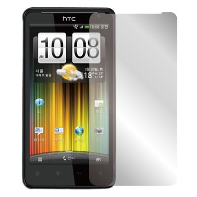 ZIYA HTC Raider G19 抗反射(霧面/防指紋)螢幕保護貼2入