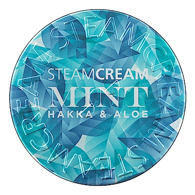 STEAMCREAM蒸汽乳霜 846-HAKKA&ALOE-涼夏薄荷&蘆薈乳霜