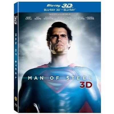 超人-鋼鐵英雄-3D-2D-雙碟版-藍光-BD