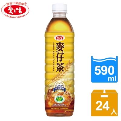 愛之味 麥仔茶(590mlx24入)