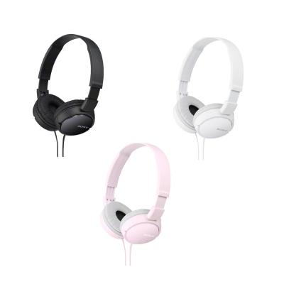 SONY多彩耳罩式耳機MDR-ZX110