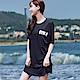 Biki比基尼妮泳衣   長款下蝶縮泳衣罩衫可內搭泳衣(單罩衫) product thumbnail 1