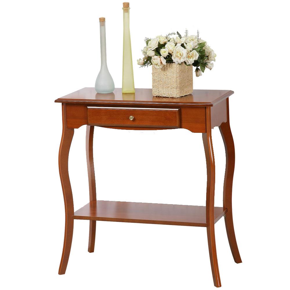 《Homelike》典雅歐風玄關置物桌