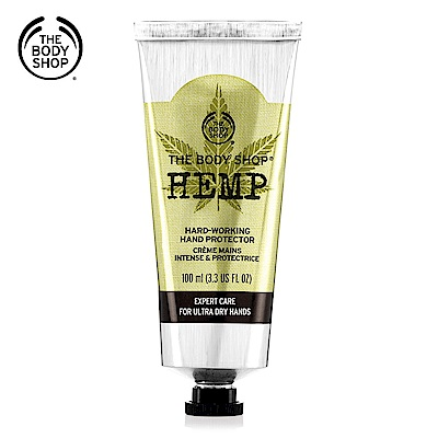 The Body Shop 大麻籽密集修護護手霜100ML