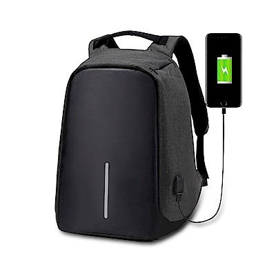 多功能機能性安全防盜後背包