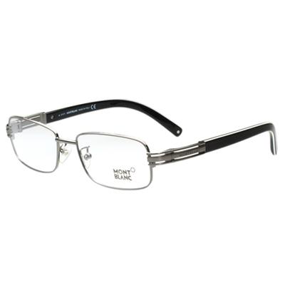 萬寶龍MONTBLANC  光學眼鏡 (槍色)MB384-012