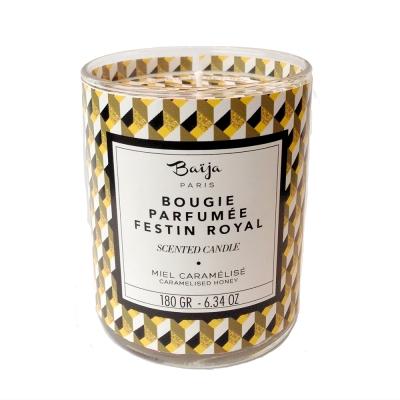 Baija巴黎百嘉 焦糖蜂蜜香氛蠟燭 180g