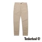 Timberland 男款淺褐色戶外純棉薄款休閒褲