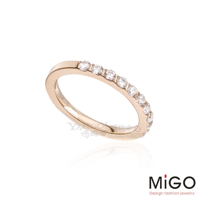 MiGO-珍愛(玫瑰)女戒