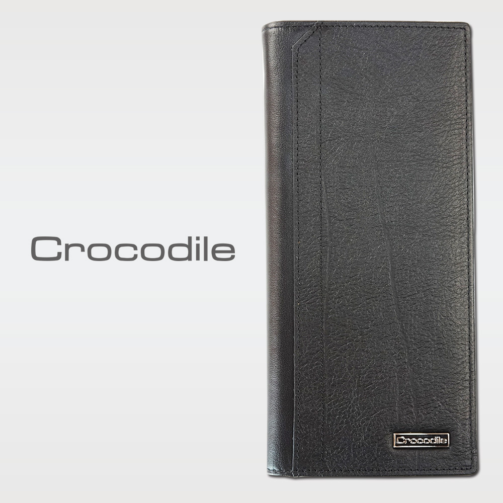Crocodile Knight系列長夾 0103-08601