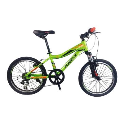 KREX ACTIVE V20-7速兒童車 綠色