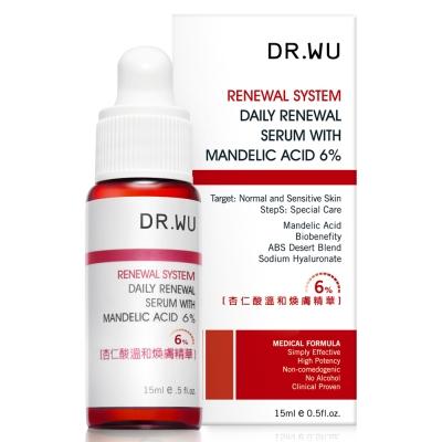 DR-WU-杏仁酸溫和煥膚精華6-15ml