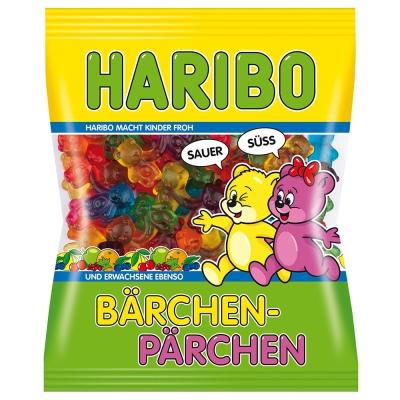 哈瑞寶 熊熊情侶Q軟糖175g
